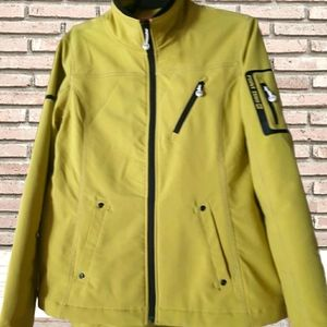 Point Zero Yellow Women's Jacket